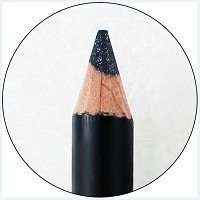 Shade No.: 01 Shade Name: Sparkly Black