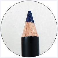 Shade No.: 03 Shade Name: Sparkly Blue